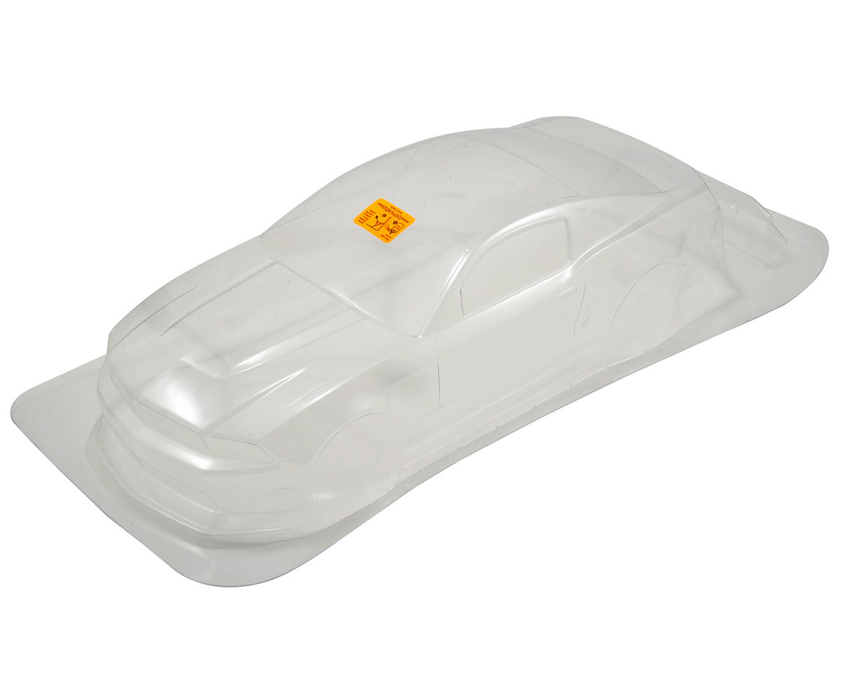 2011 Ford Mustang Body (Clear) (200mm) by HPI