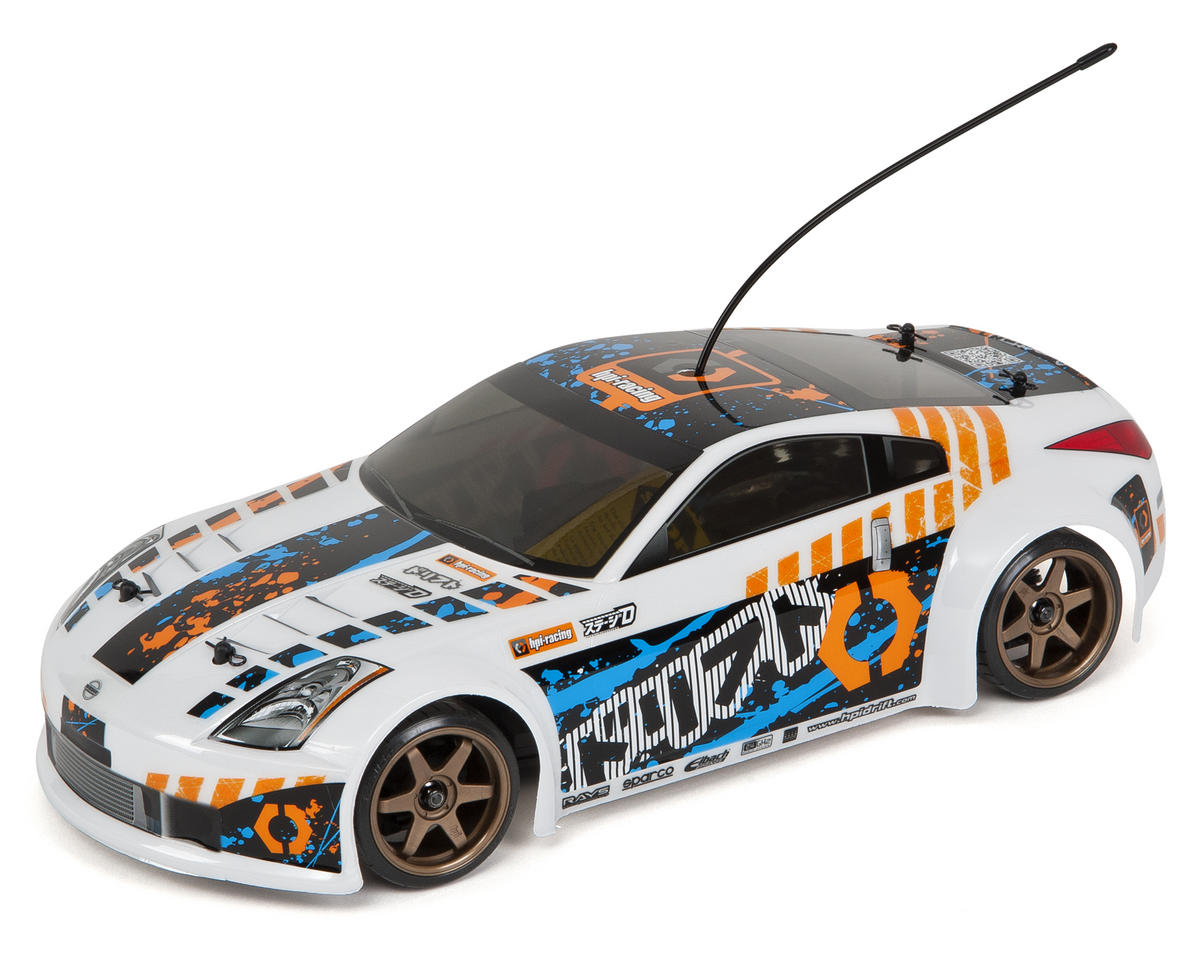 Sprint 2 Drift RTR by HPI