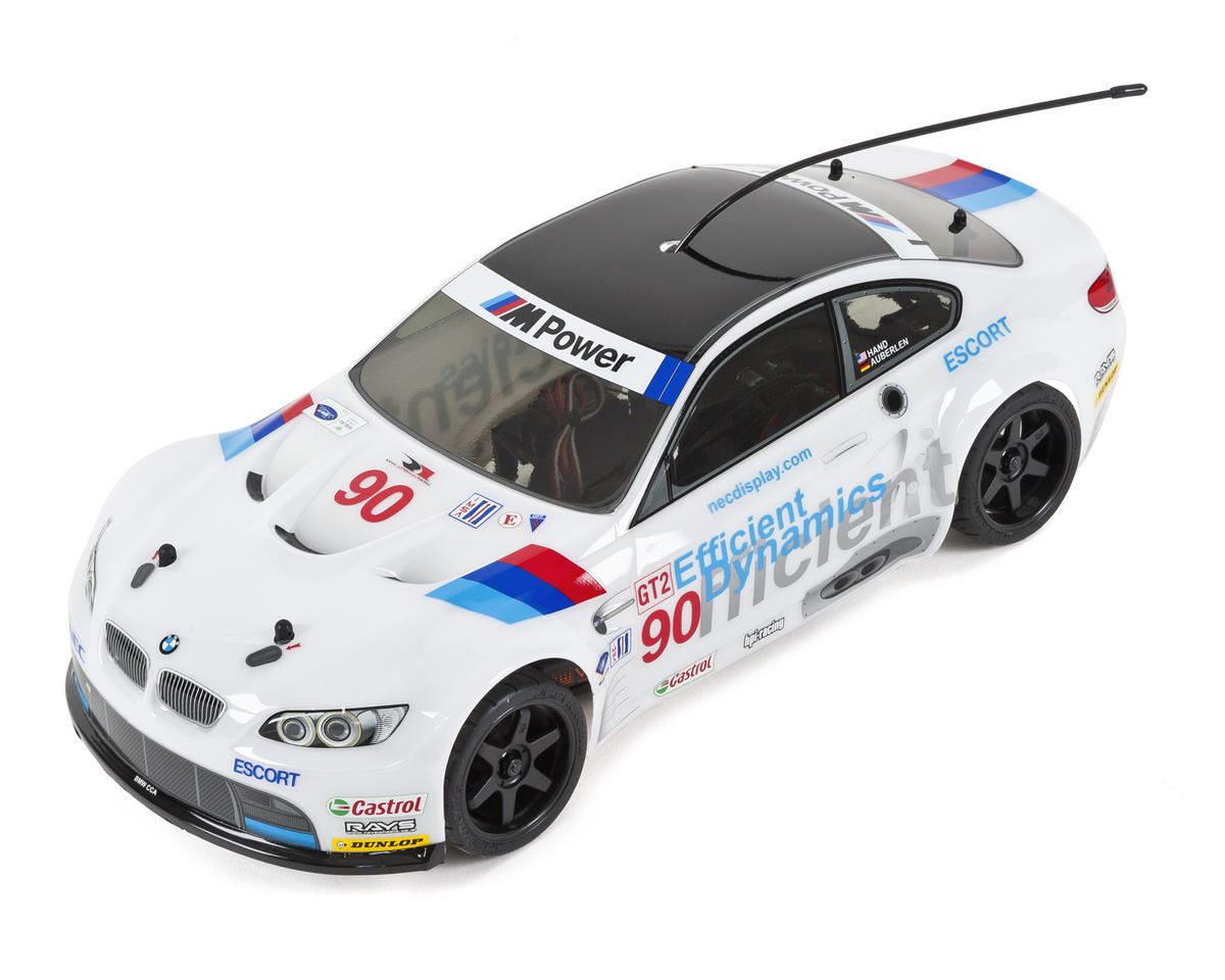 HPI Sprint 2 Flux Brushless RTR Touring Car w/BMW M3 GT2 Body
