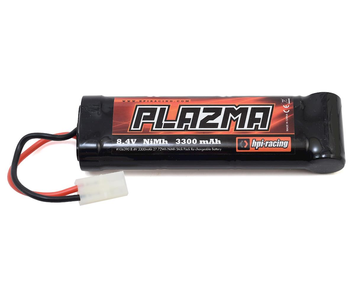 HPI Plazma 7-Cell Stick NiMH Battery Pack w/Tamiya Connector (8.4V/3300mAh)