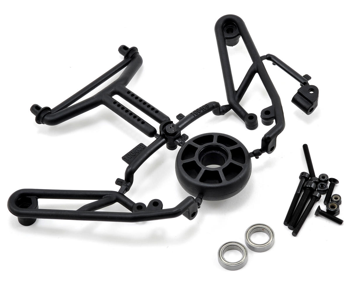 HPI Racing Savage XS Flux Wheely Bar Set