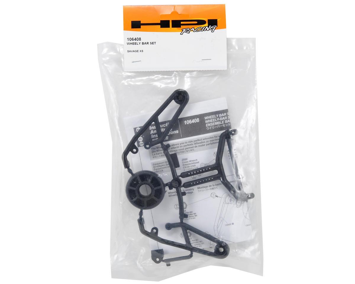 HPI Savage XS Wheely Bar Set