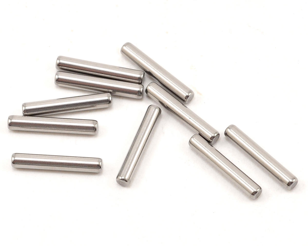 HPI Racing 1.65x10mm Axle Pin (10)