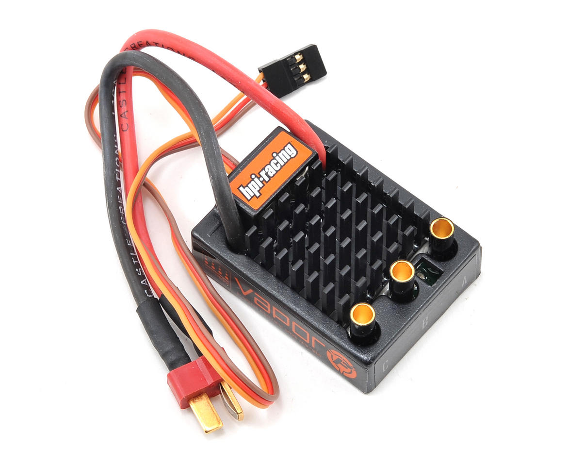 HPI Racing Flux Vapor Sensorless Brushless ESC