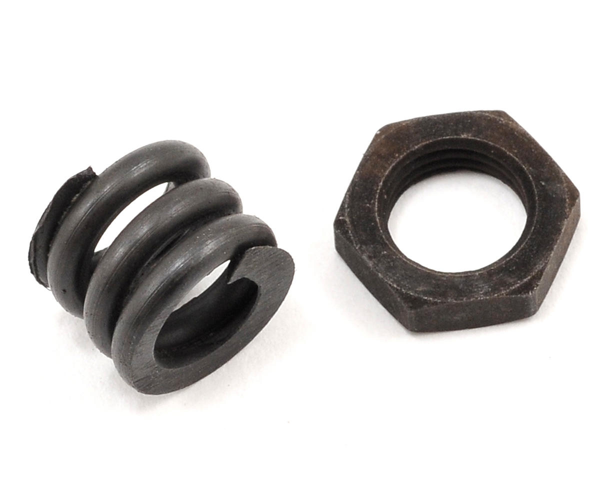 Slipper Nut & Spring Set by HPI Racing