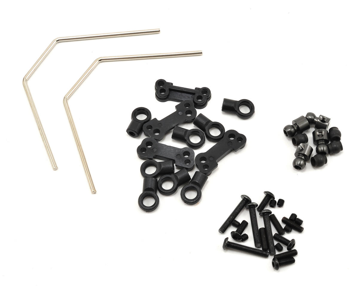 Savage XS Front & Rear Sway Bar Set by HPI