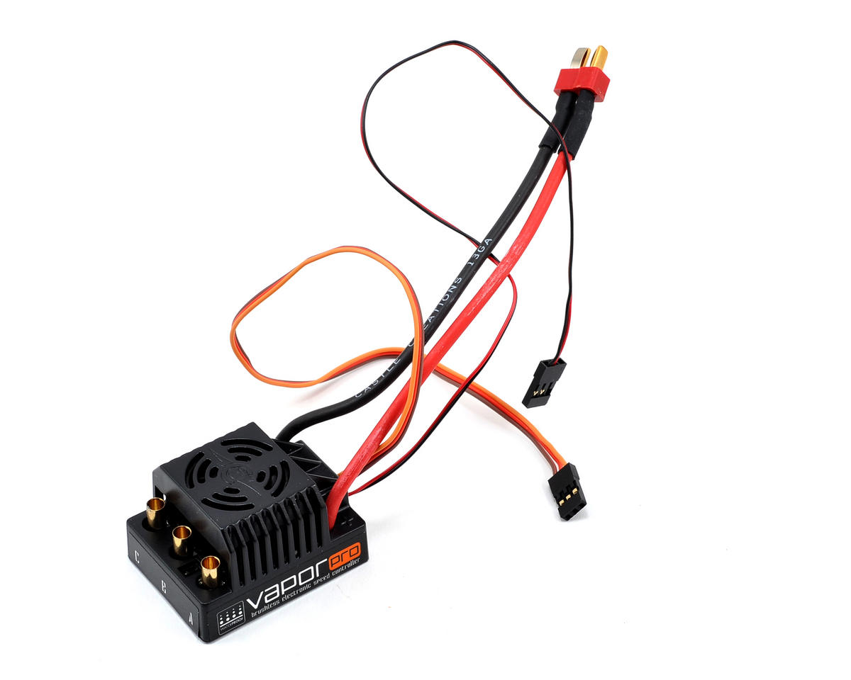 HPI Racing WR8 Flux Vapor Pro Waterproof Sensorless ESC