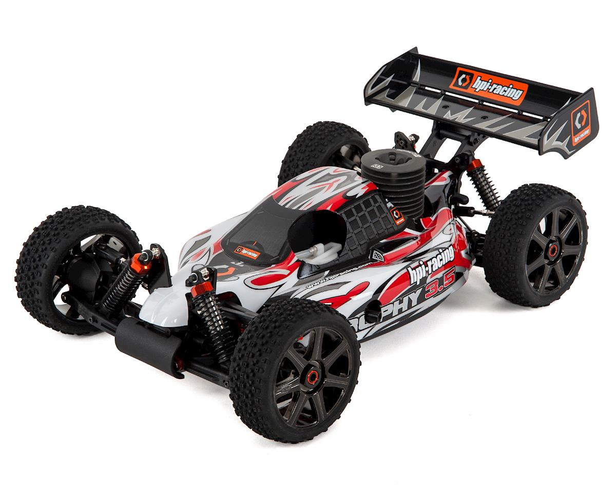 HPI Racing Trophy Buggy 3.5 RTR 1/8 4WD Off-Road Nitro Buggy