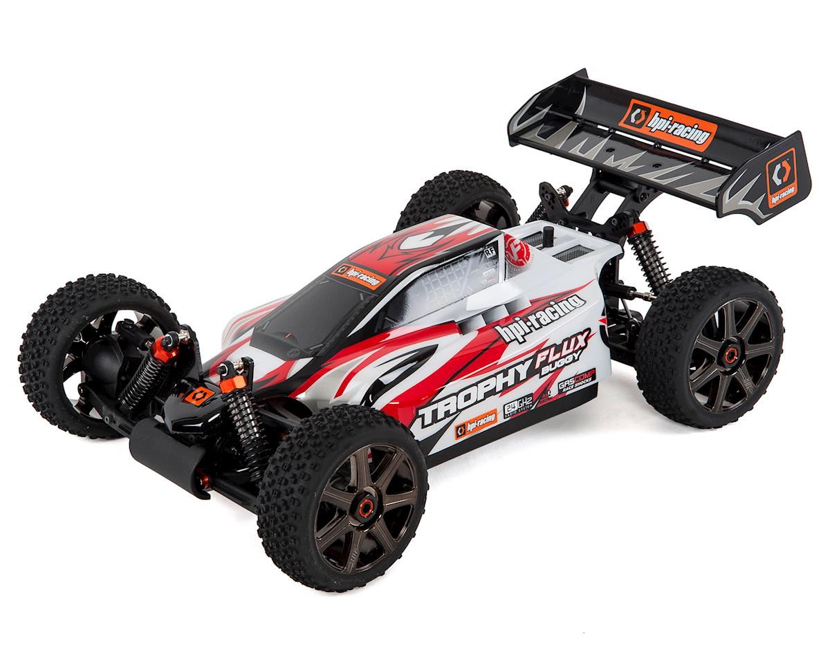 HPI Racing Trophy Buggy Flux Brushless RTR 1/8 4WD Off-Road Electric Buggy