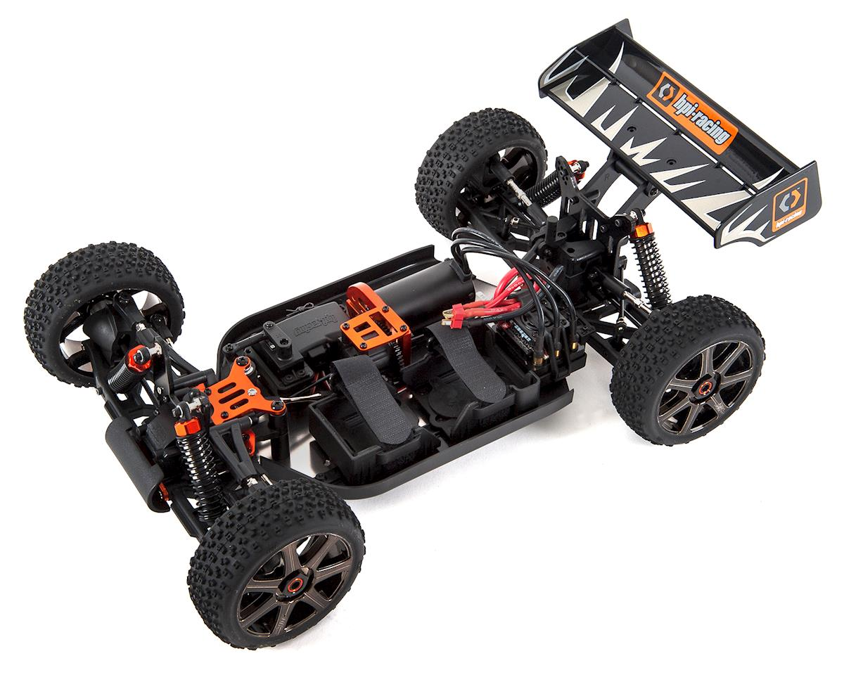 HPI Trophy Buggy Flux Brushless RTR 1/8 4WD Off-Road Electric Buggy