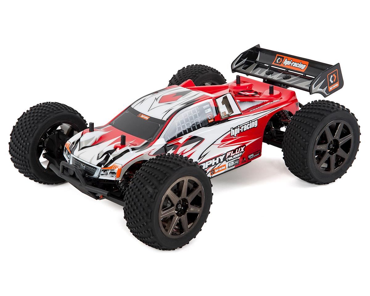 HPI Racing Trophy Truggy Flux RTR 1/8 4WD Electric Off-Road Truggy Kit