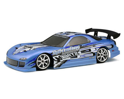 HPI Racing E10 Drift RTR w/Mazda RX-7 FD3S Body