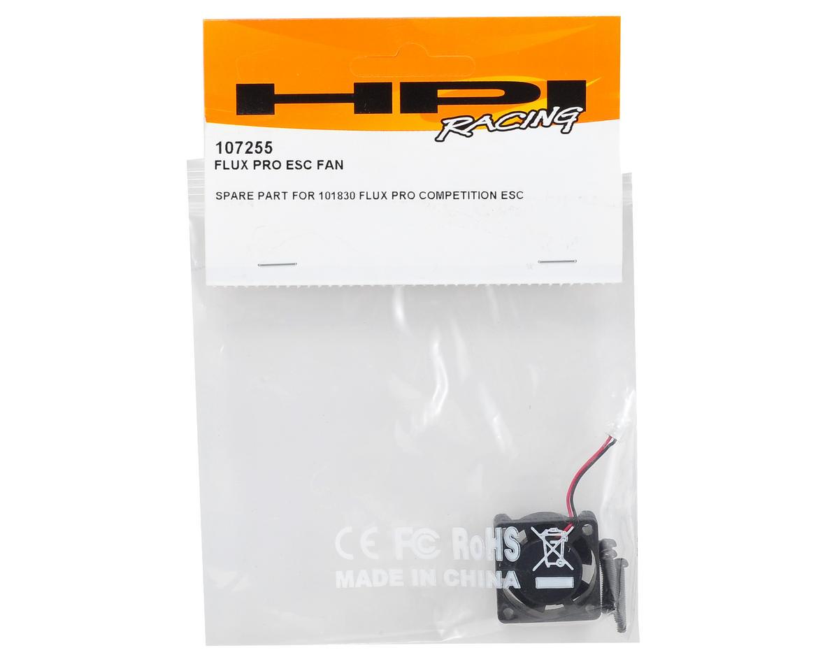 HPI Racing Flux Pro ESC Fan