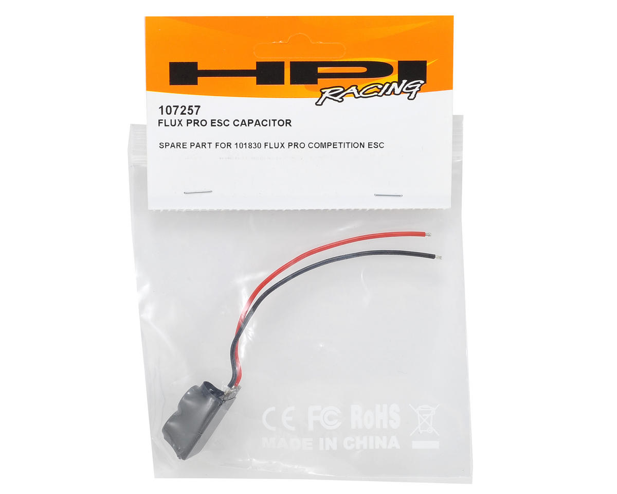 HPI Racing Flux Pro ESC Capacitor