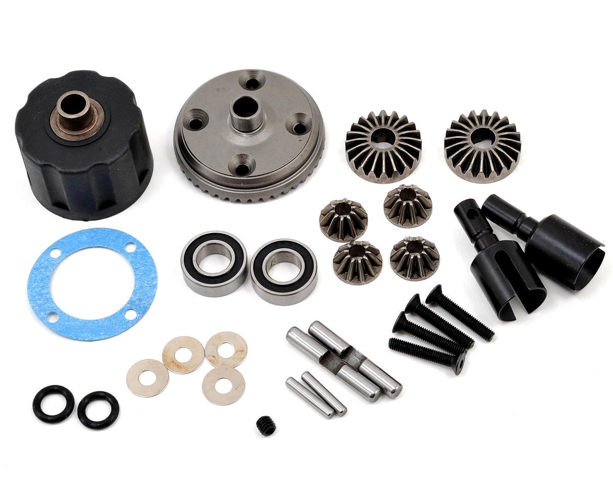 HPI Racing Front/Rear Differential Set