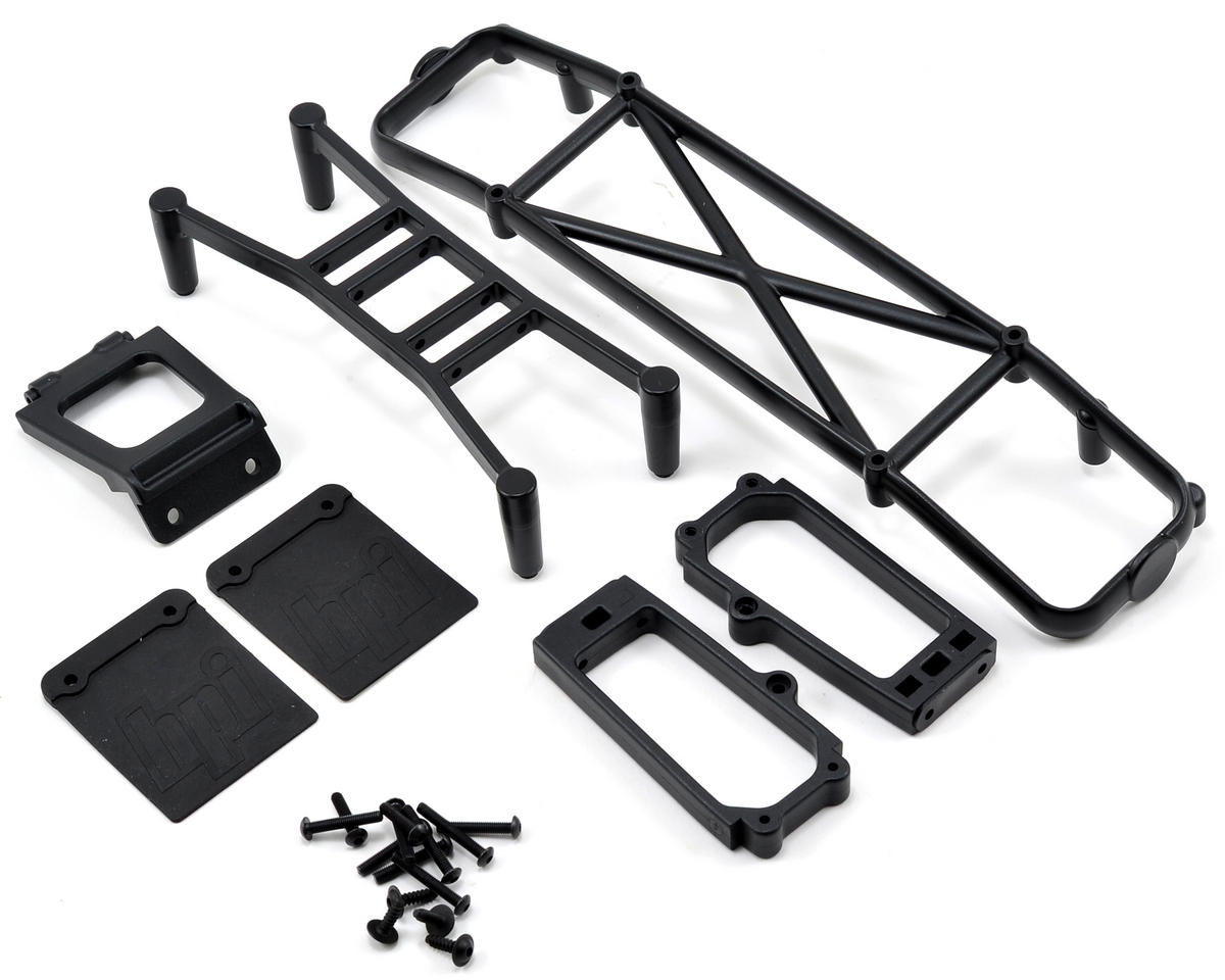 HPI Racing Rear Bumper Set