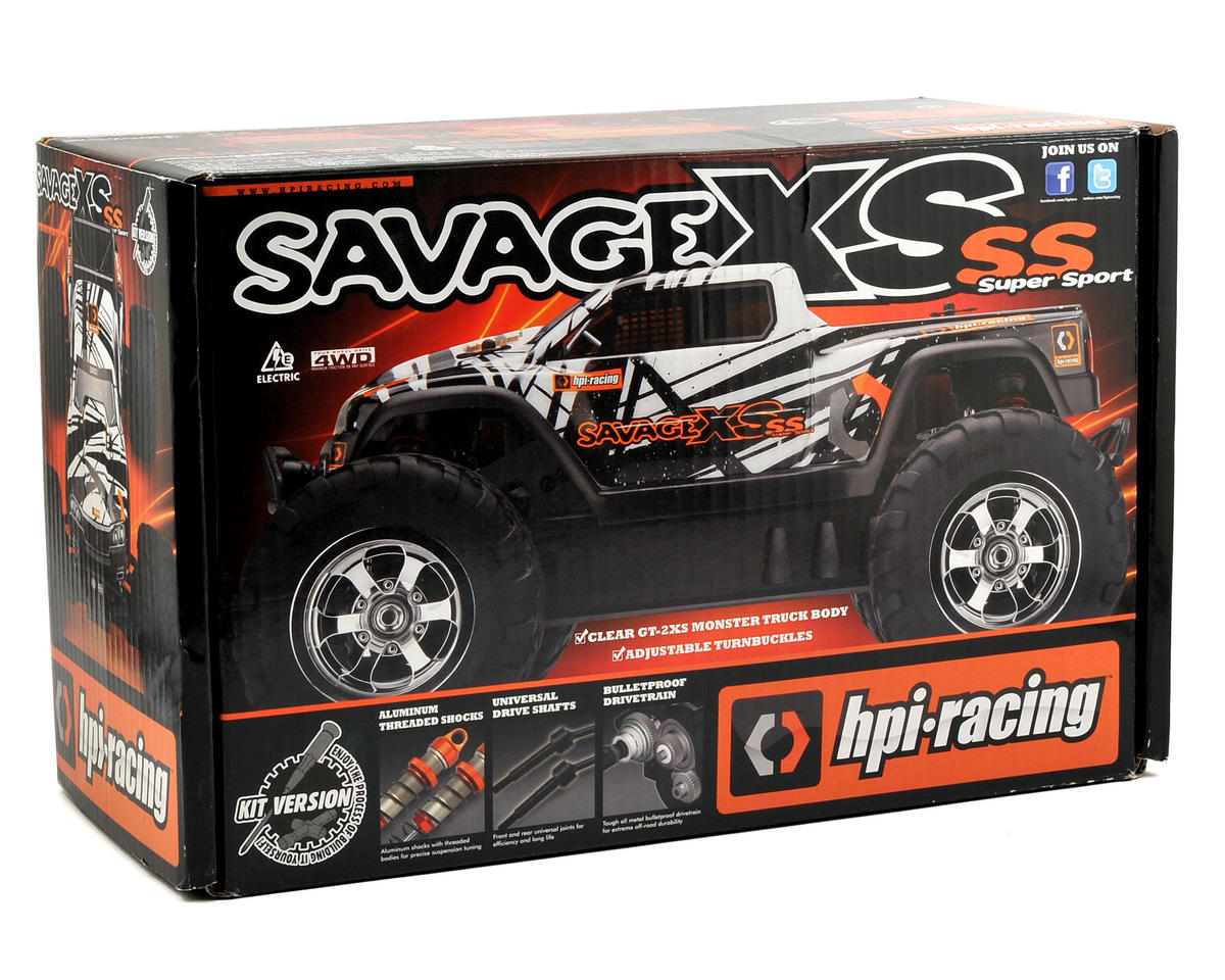 ALUMINUM FRONT /& REAR BODY POST S FOR HPI MINI SAVAGE XS FLUX ALLOY SHOCK TOWER