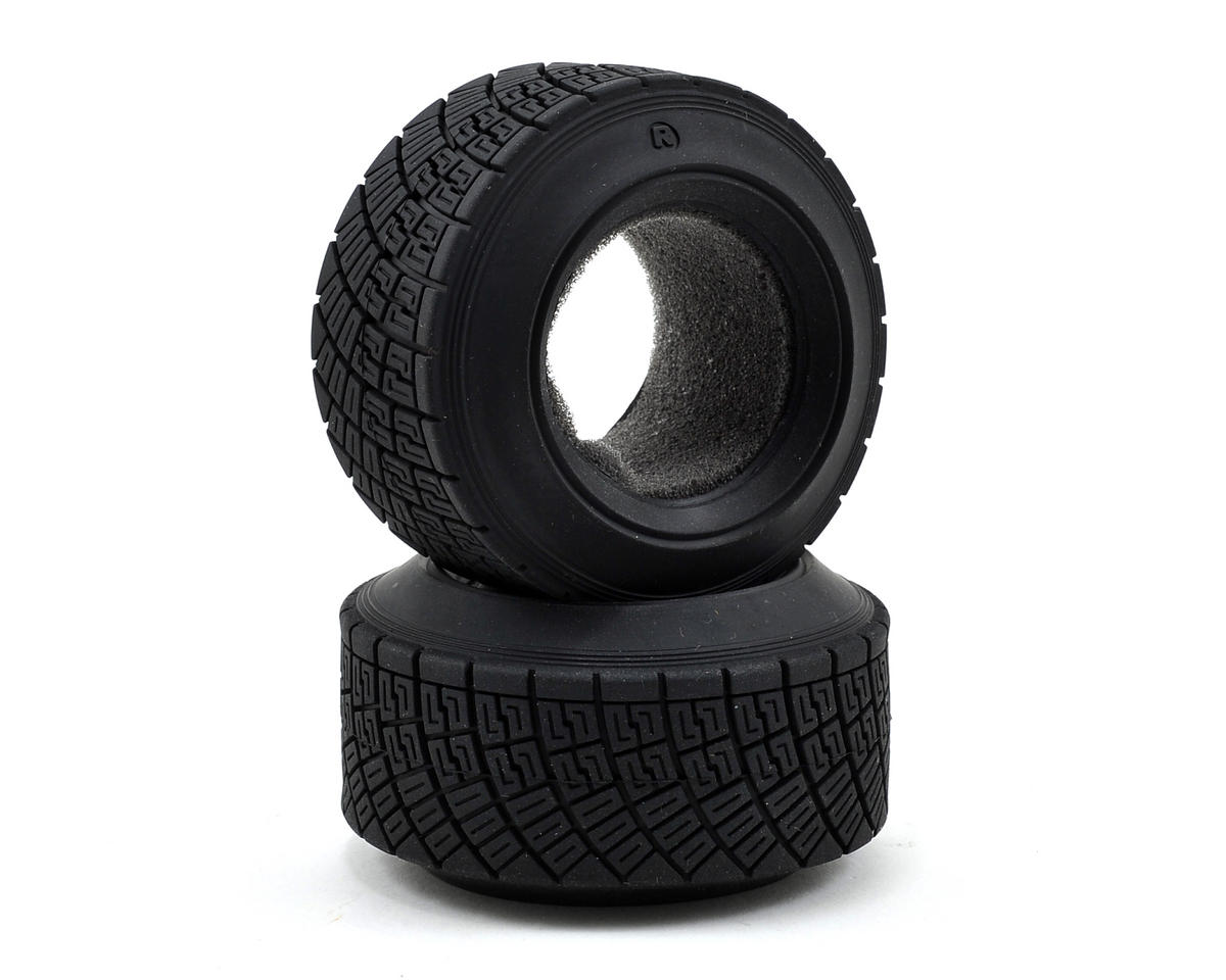 WR8 Rally Off Road Tire (2) by HPI