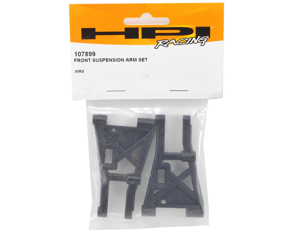 Front Suspension Arm Set by HPI
