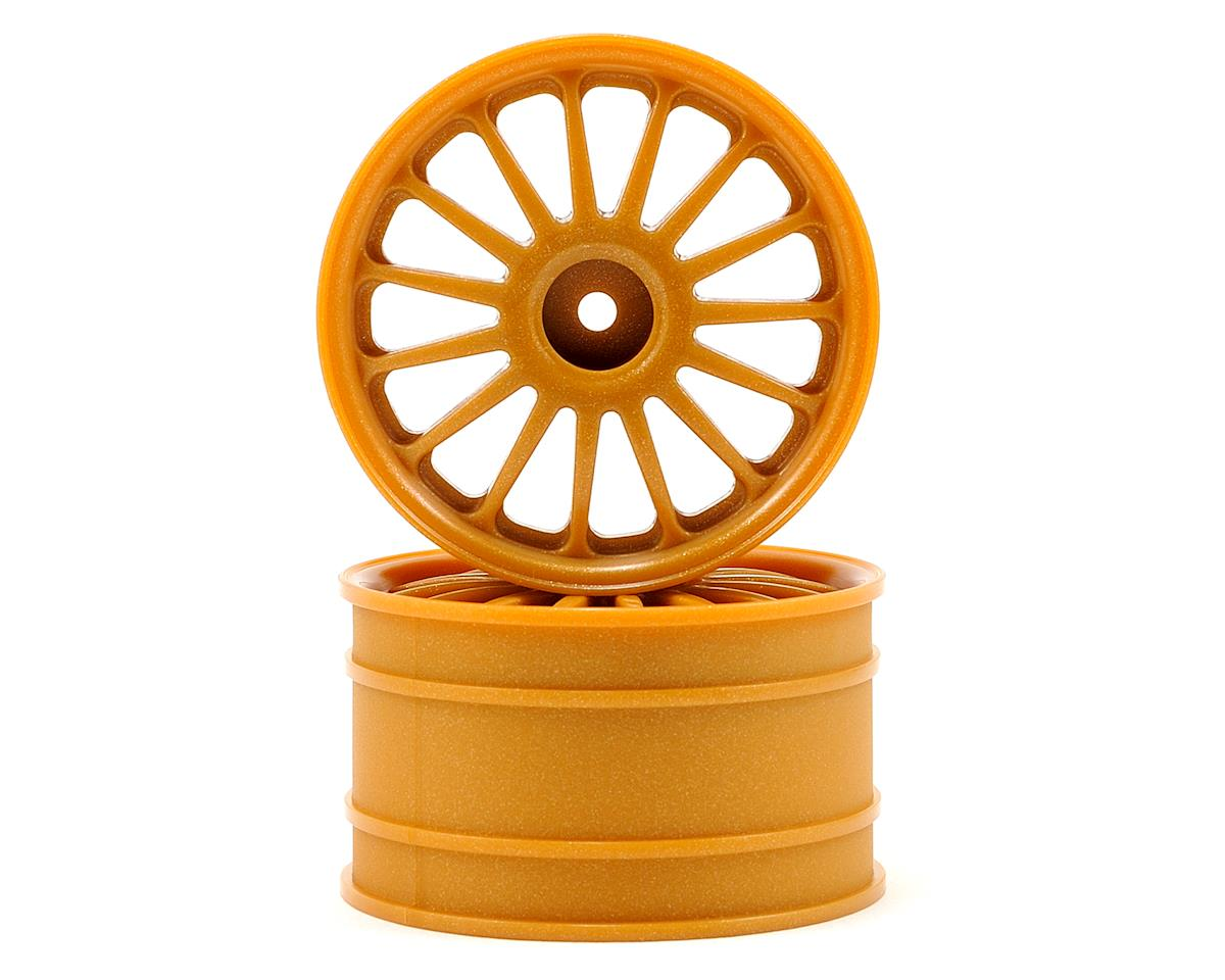 HPI 57x35mm WR8 Tarmac Wheel (Bronze) (2)