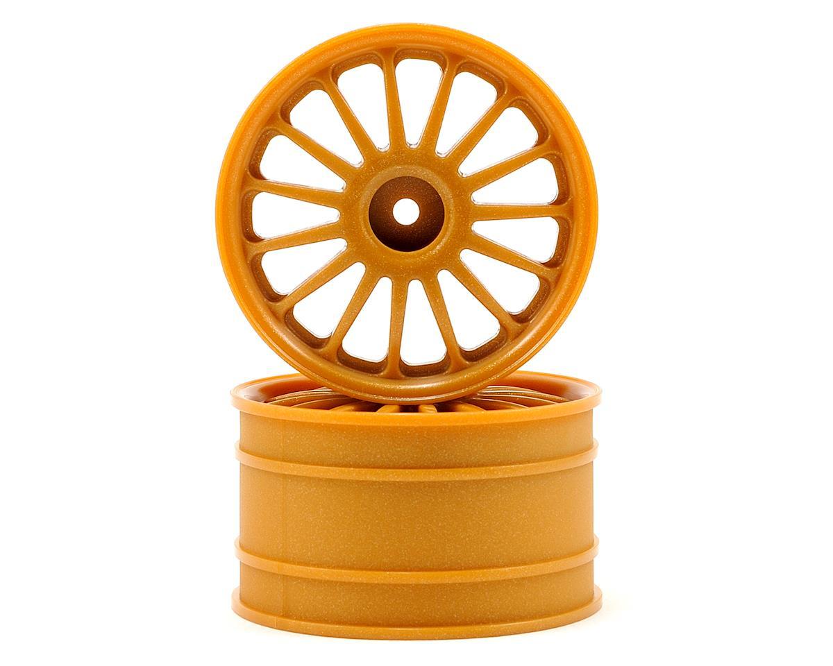 HPI 57x35mm WR8 Tarmac Wheel (Bronze) (2)