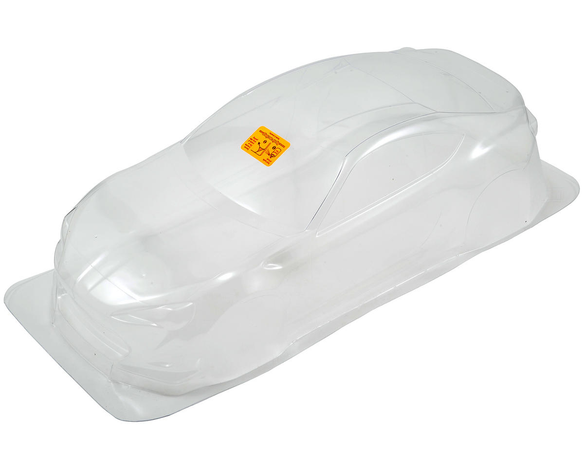 Scion FR-S Body (Clear) (200mm) by HPI