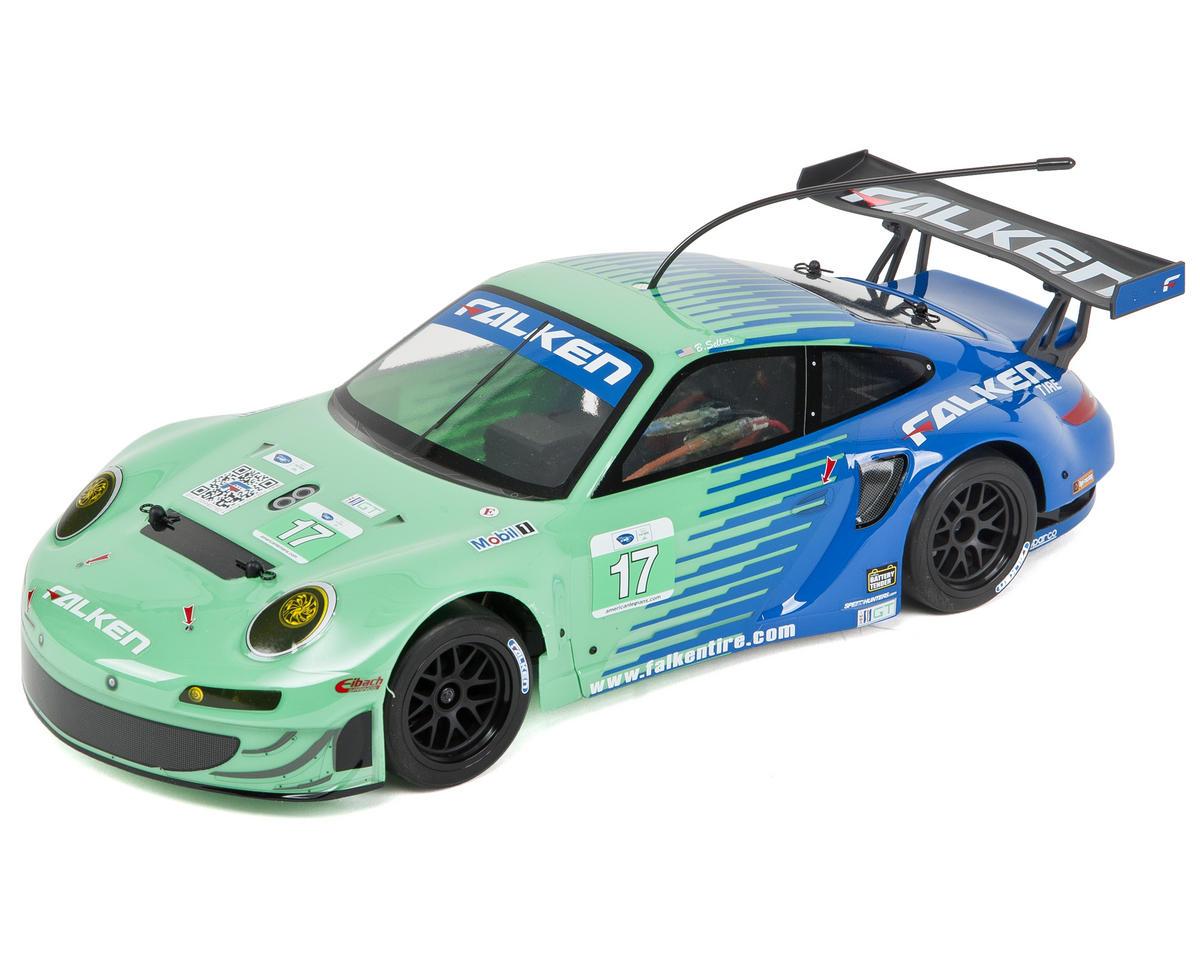 HPI Racing Sprint 2 Sport Falken Tire Porsche 911 GT3 RSR Body
