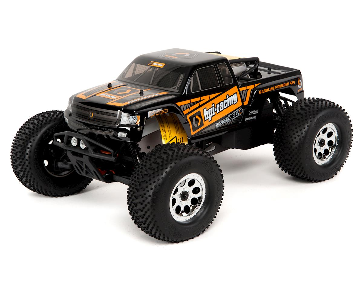 Savage XL Octane 1/8 4WD Gas Monster Truck w/2.4GHz Radio & 15cc Gaso by HPI