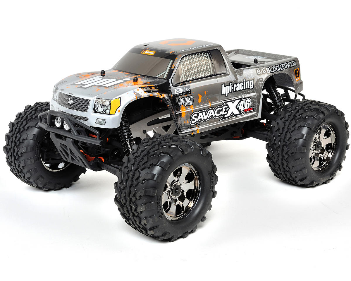 HPI Savage X 4.6 1/8 RTR Monster Truck
