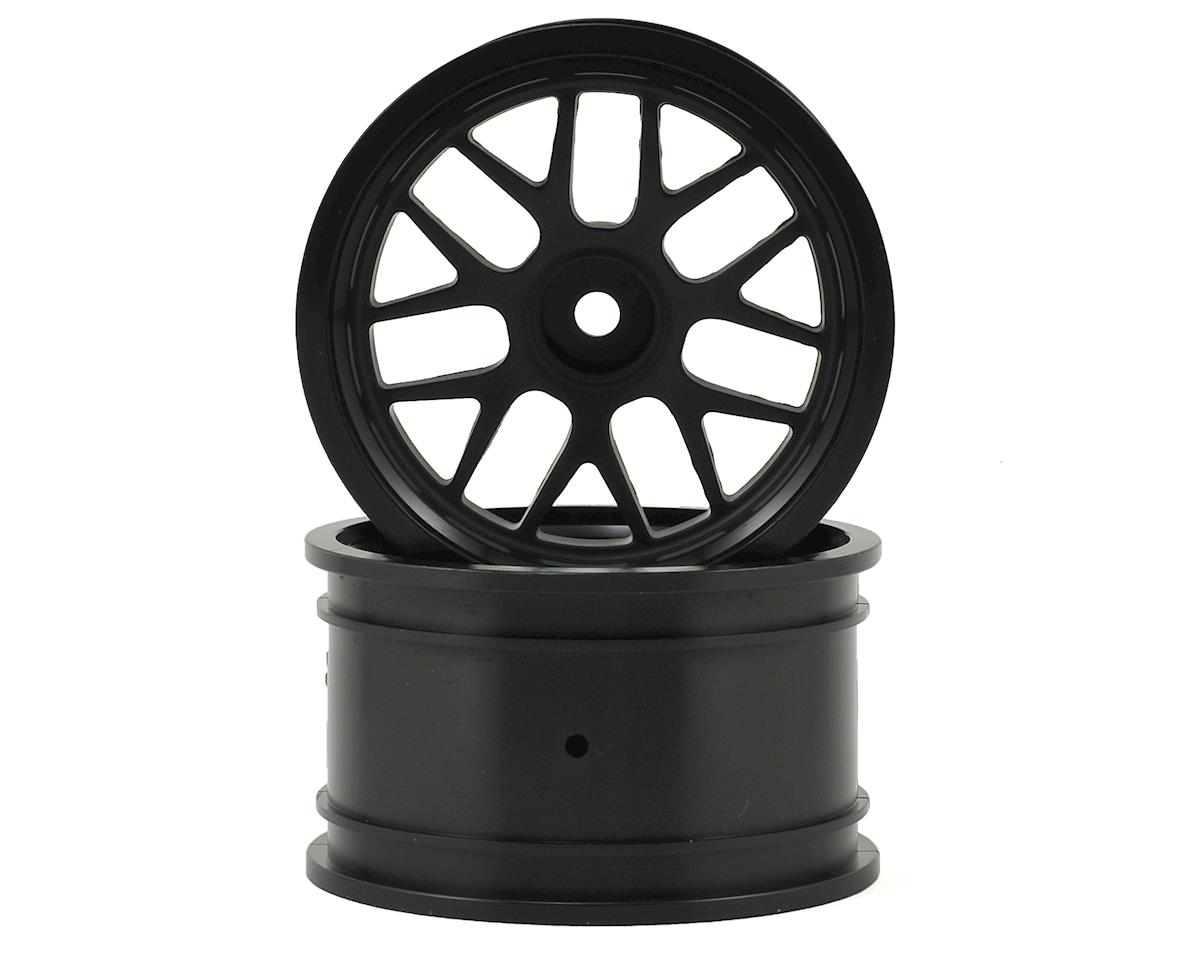 BBS 48x31mm Spoke Wheel (Black) (2) (9mm Offset) by HPI