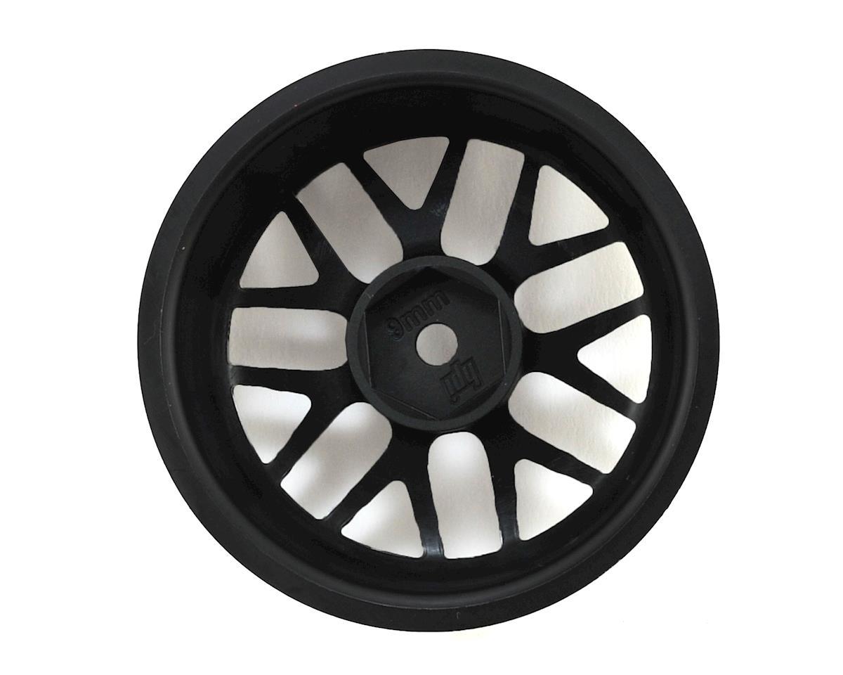 HPI BBS 48x31mm Spoke Wheel (Black) (2) (9mm Offset)