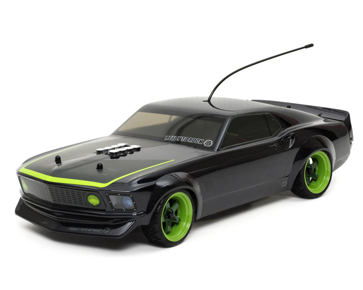Sprint 2 Sport 1969 Mustang RTR-X Body by HPI