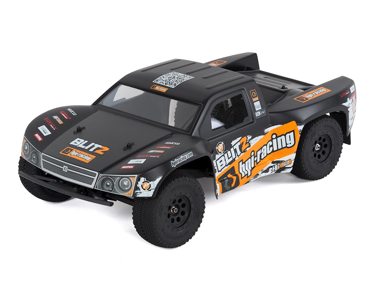 HPI Racing Blitz Flux 1/10 Scale RTR Electric 2WD Short-Course Truck