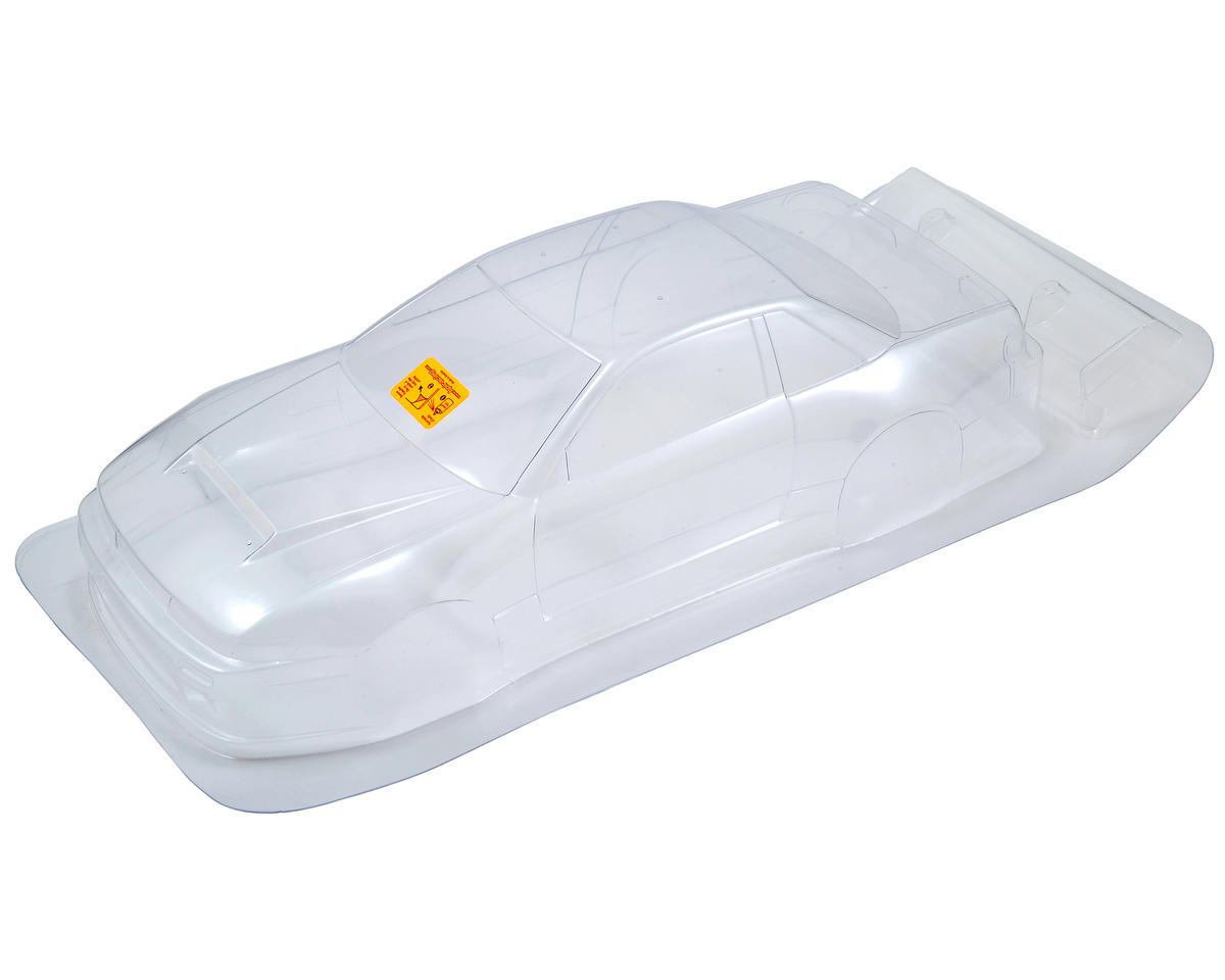 HPI Racing Nissan Silva S13 Clear Body (200mm)