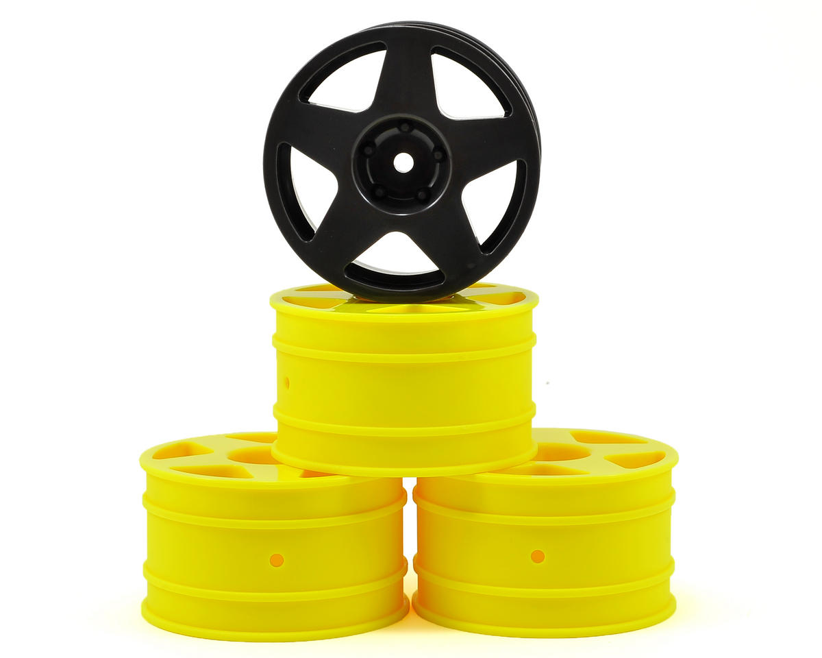 HPI Racing WR8 Fifteen52 Tarmac Wheel Set (4)