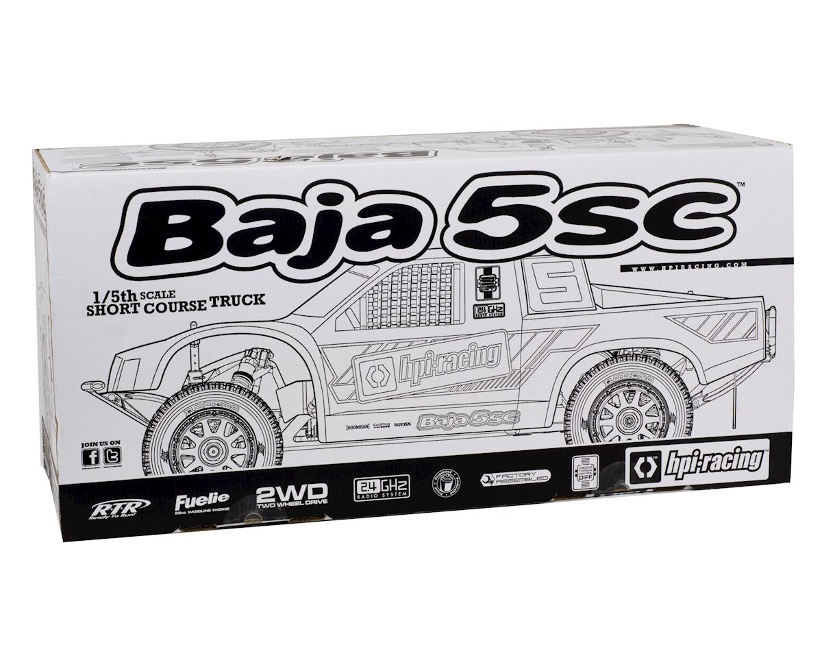 HPI Baja 5SC 1/5 Scale RTR Short Course Truck