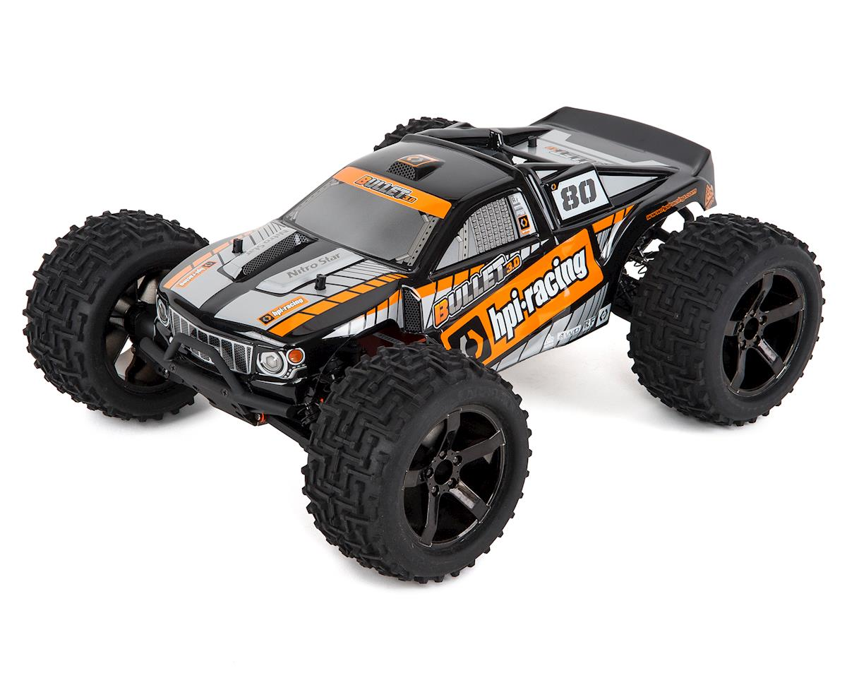 HPI Racing Bullet ST 3.0 RTR 1/10 Scale 4WD Nitro Stadium Truck
