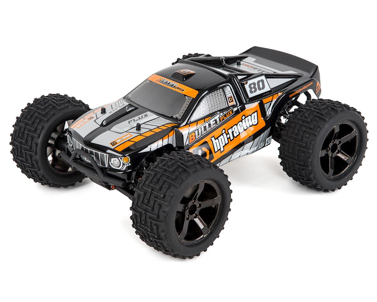Bullet ST Flux RTR 1/10 Scale 4WD Electric Stadium Truck by HPI