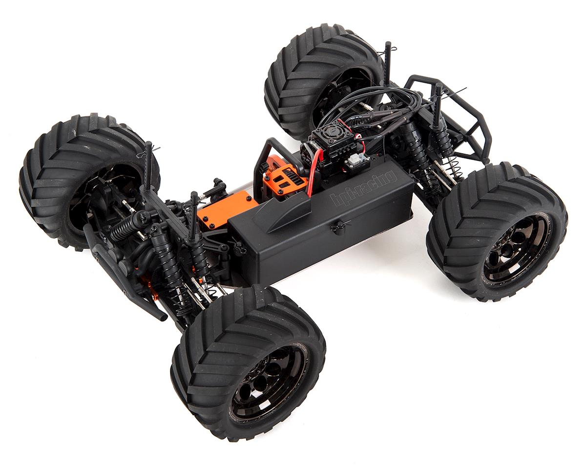 HPI Bullet MT Flux RTR 1/10 Scale 4WD Electric Monster Truck w/2 4GHz Radio