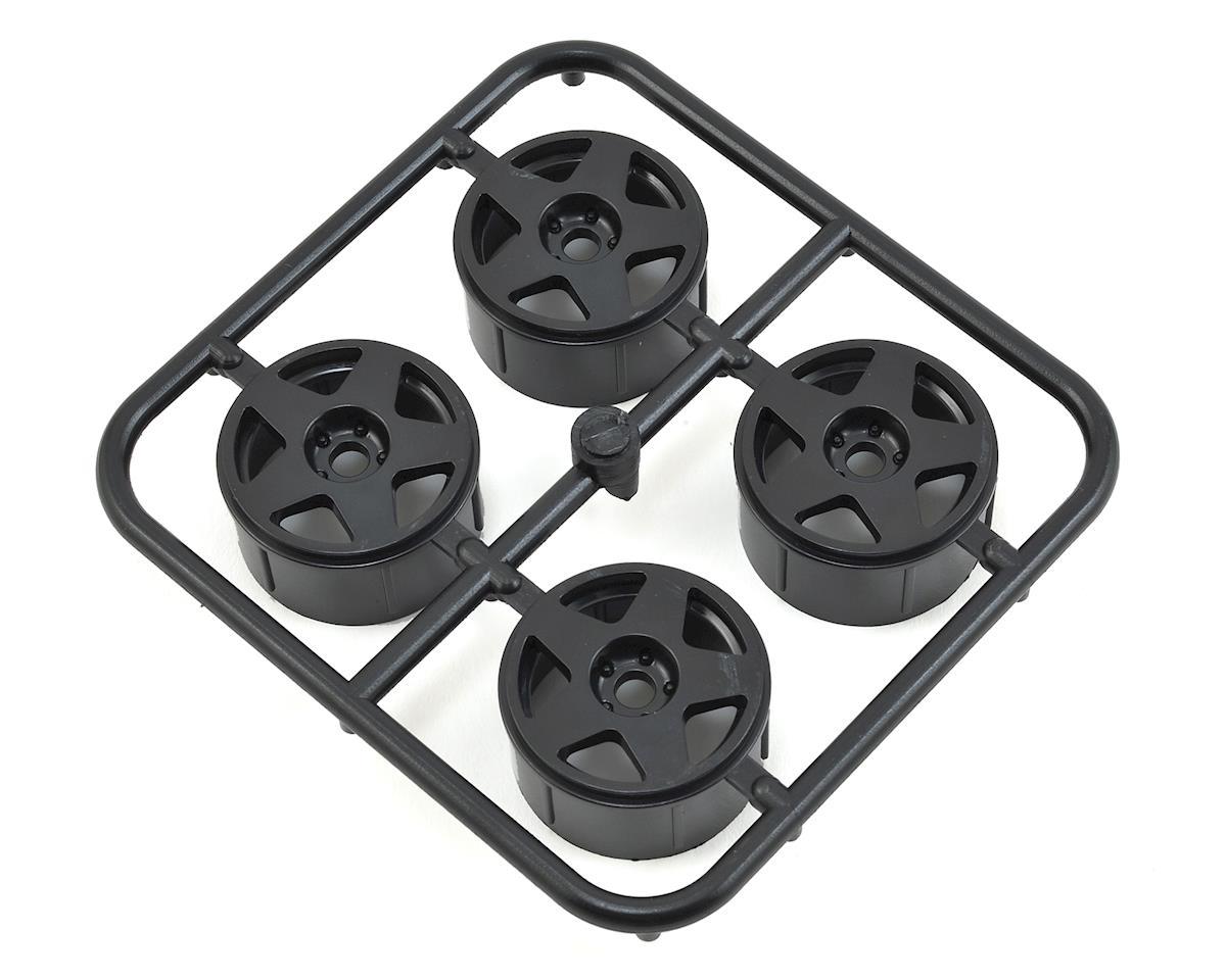 Micro RS4 Fifteen52 Tarmac Wheels (Black) (4) by HPI