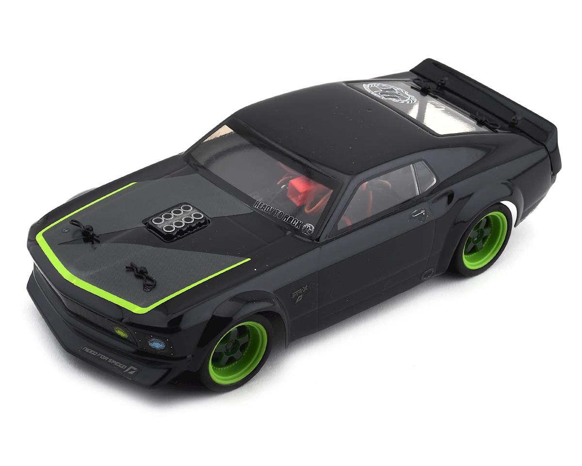 1969 Mustang RTR-X 1/18 4WD RTR Micro RS4 Sedan by HPI