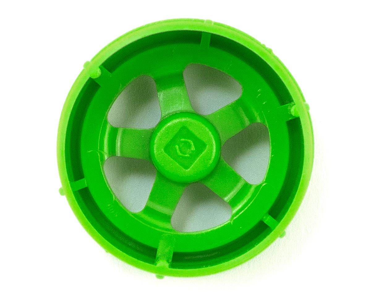 HPI Micro RS4 Work Meister S1 Wheel (Green) (4)