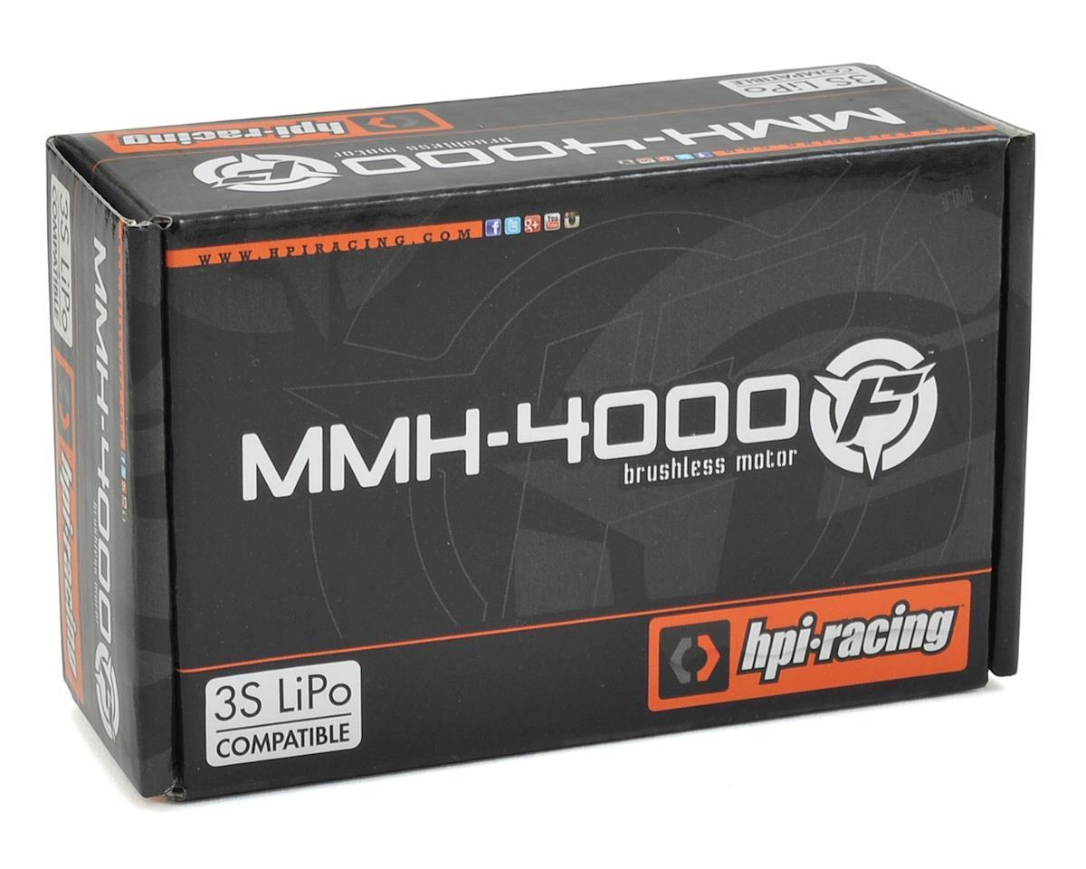HPI Flux MMH-4000KV Brushless Motor (4000kV)
