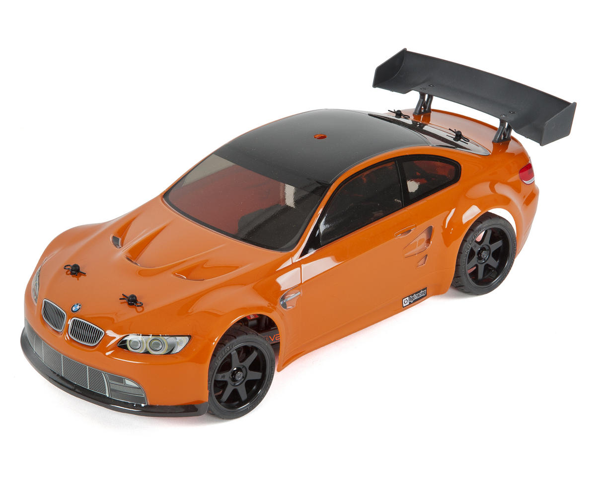 HPI Sprint 2 Flux Brushless RTR w/BMW M3 GTS Body & 2.4GHz Radio System