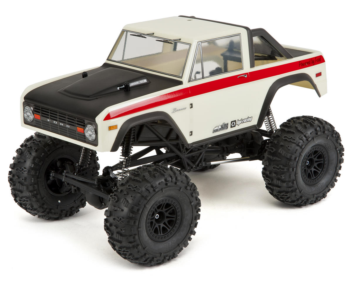 HPI Racing Crawler King RTR 4WD Rock Crawler