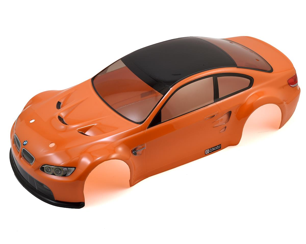 HPI Sprint 2 BMW M3 GTS Pre-Painted 1/10 Touring Car Body (Orange) (200mm)
