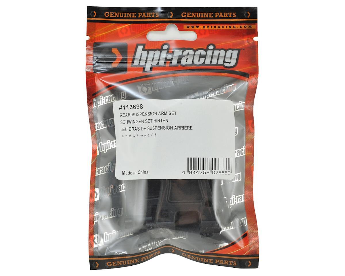 HPI RS4 Sport 3 Rear Suspension Arm Set