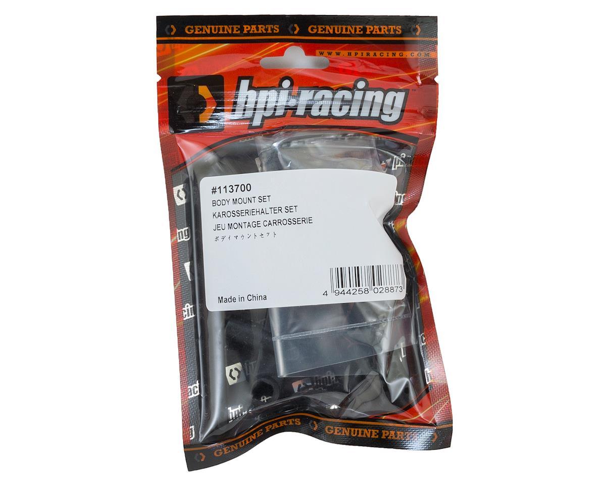 HPI RS4 Sport 3 Body Mount Set