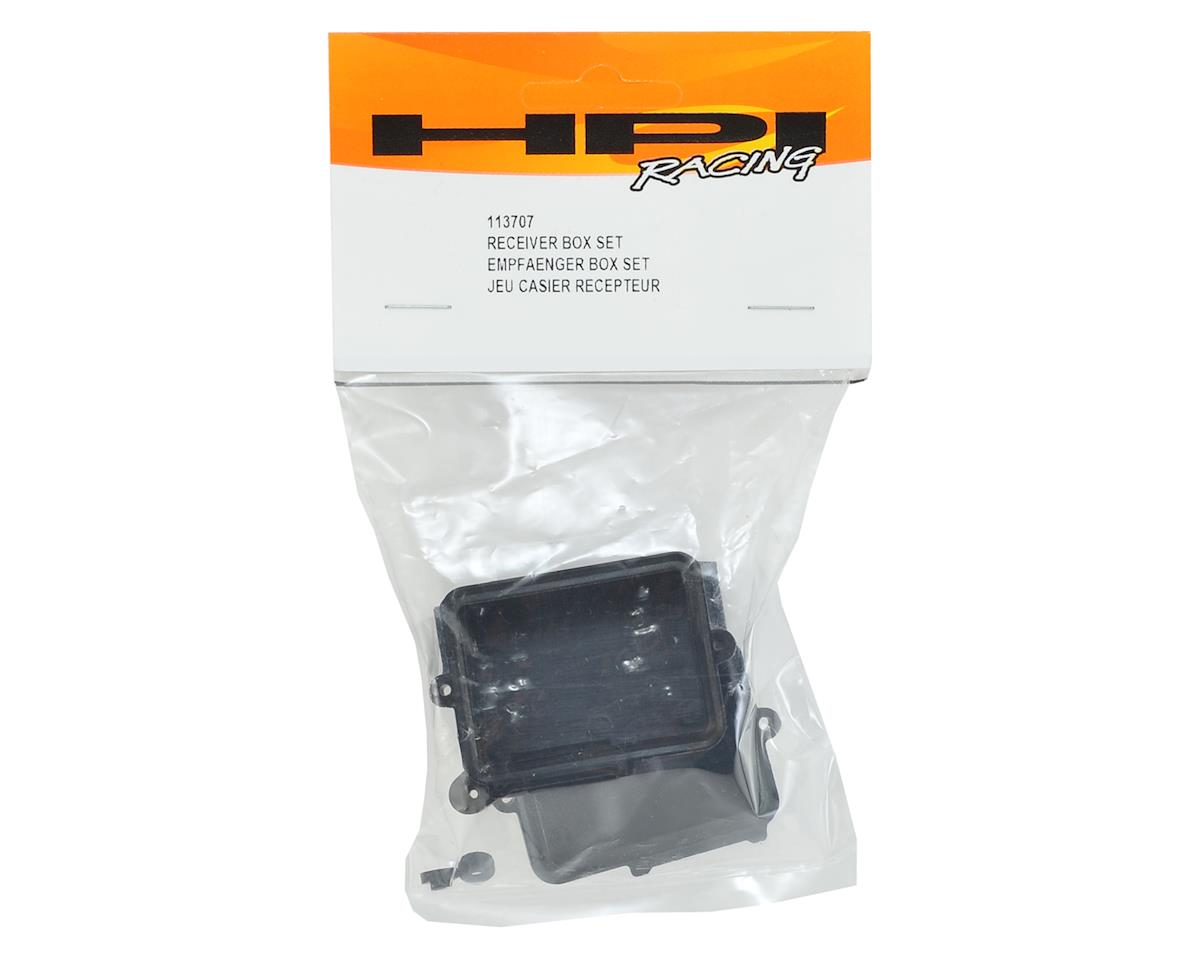 HPI Sport 3 Receiver Box Set