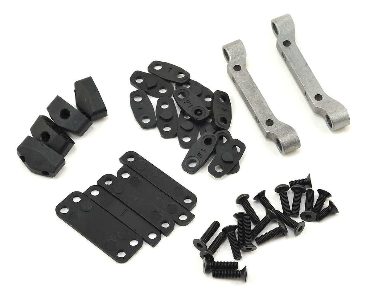 HPI Nitro RS4 3 Drift F/R Pivot Block Set (0°/3°)